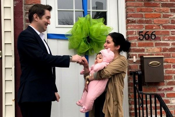 Habitat for Humanity Camden County NJ -  Partner Families