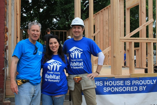 Habitat for Humanity Camden County NJ - Partner Family