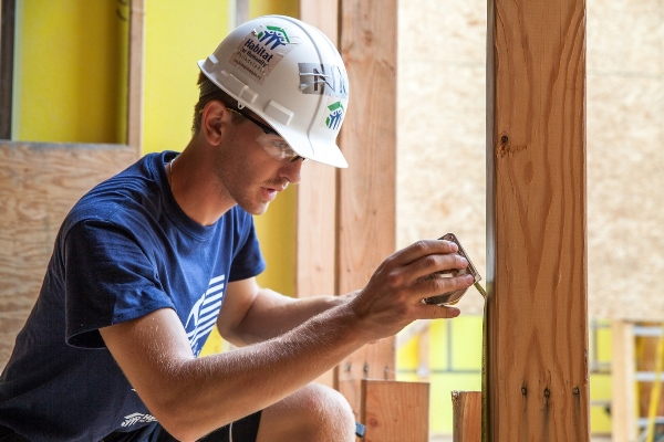 Habitat for Humanity Camden County NJ - Home Build Volunteer