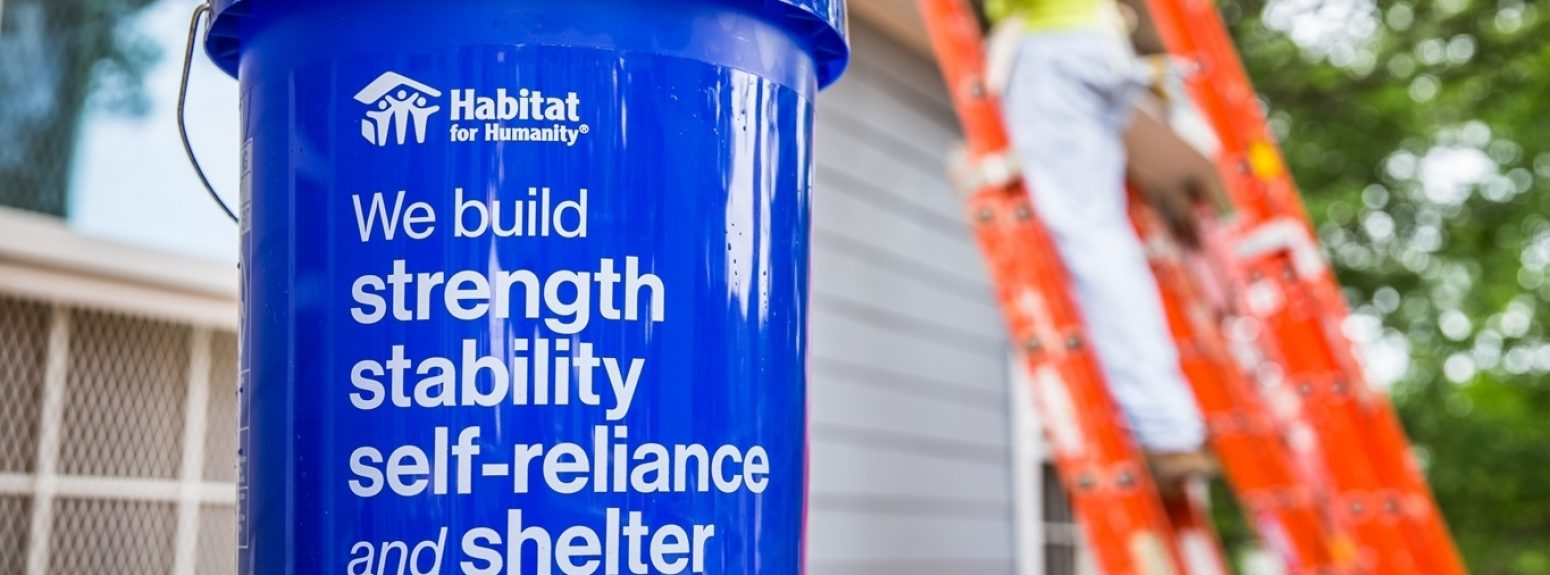Habitat for Humanity of Camden County - Volunteer Mission on Bucket