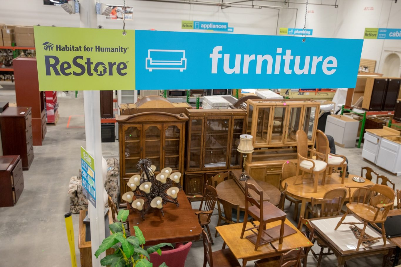 Habitat for Humanity ReStore Pennsauken - Shop Used Furniture Showroom
